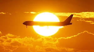 Airlines and sun exposure