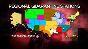 Quarantine stations