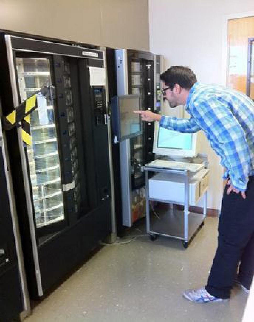 A study on vending machines